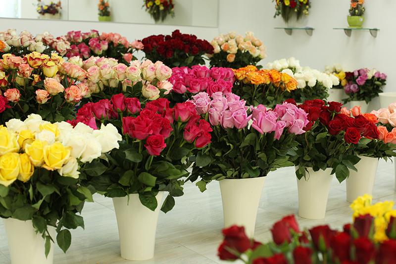 Срезанные цветы, букеты цена, букет