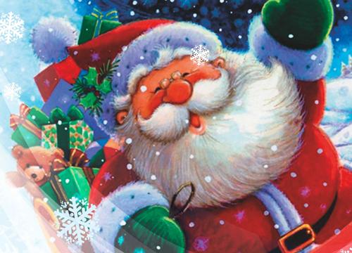 """Приглашаем в резиденцию Деда Мороза В торговом центре """"Таймыр"""""""