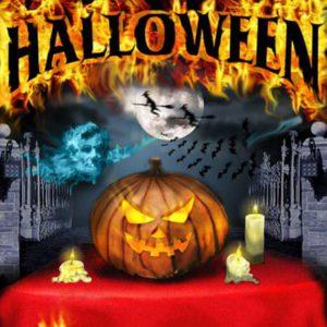 Хэллоуин 31 октября в 15:00